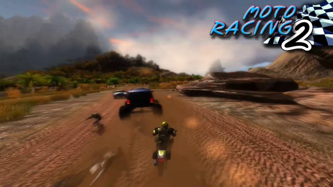 Moto racer 2 download (1998 sports game).
