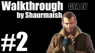 GTA IV - Прохождение - Миссия 2 - It's Your Call