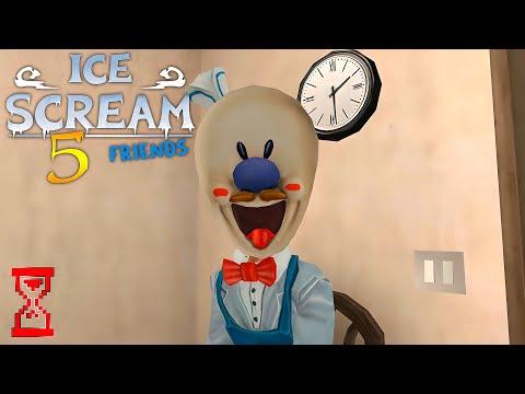 Видео: Прохождение Мороженщика 5 // Ice Scream 5