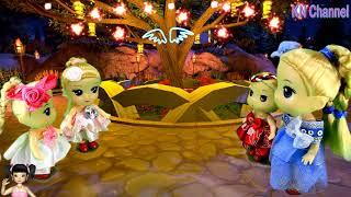 Thơ Nguyễn chơi game trong thế giới phù thủy tập 2