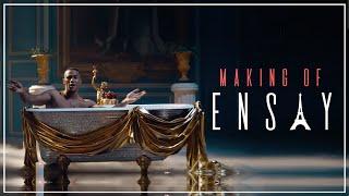 Ensay [Making of] - Mohamed Ramadan / كواليس كليب إنساي - محمد رمضان