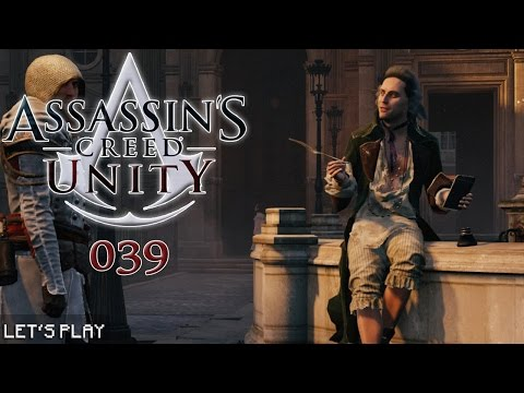 ASSASSIN'S CREED UNITY #039 - Wo ist Le Peletier? «» Let's Play Assassin's Creed