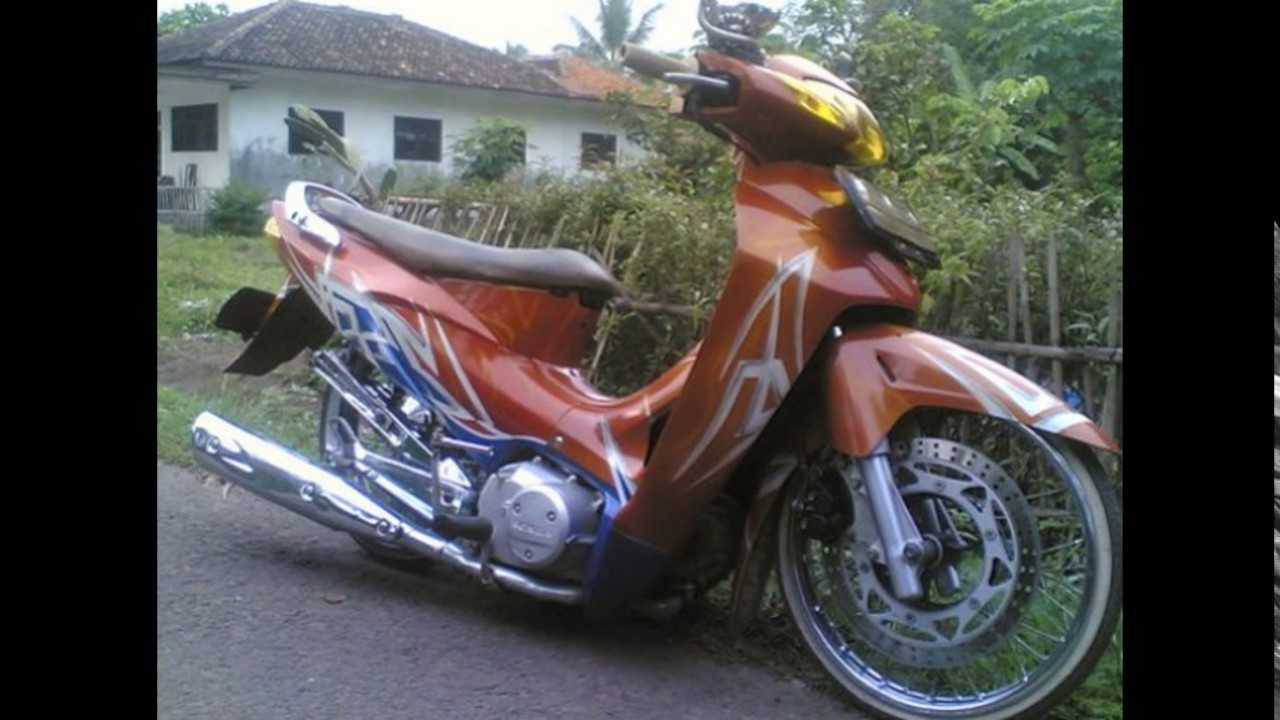 Foto Modifikasi Motor Honda Karisma Modifikasi Motor Beat Terbaru