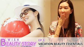 Beauty Essentials When Traveling with Boyfriend | Wish Beauty Story | Wishtrend Mp3