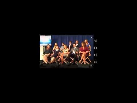 @nbctelenovela periscope - The #Telenovela cast is LIVE from the @NBC Comedy #PressJunket