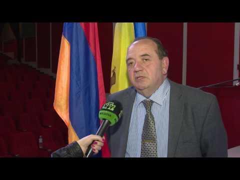 Артур Аванян об Армянской общине Молдовы и пожелания её новому руководителю