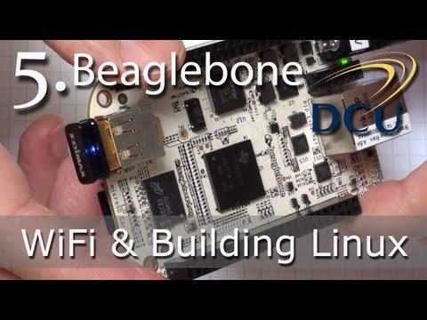 Beaglebone: Adding USB Wi-Fi & Building a Linux Kernel