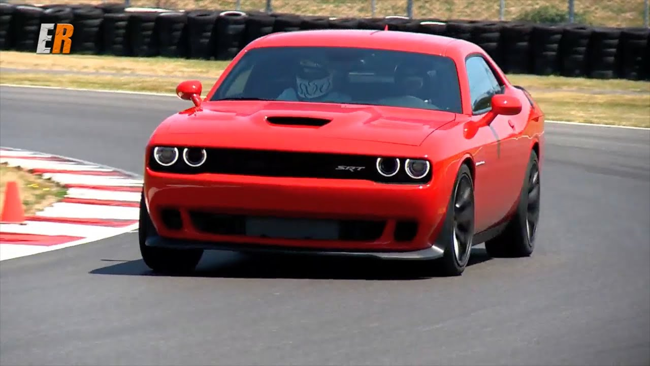 2015 Dodge Challenger Srt Hellcat 707 Hp Road And Track