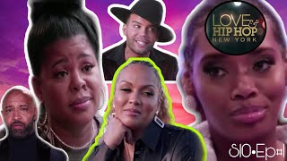 Love & Hip Hop: New York Season 10 Ep 1: Kimbella & Chrissy Is Shady 🤔