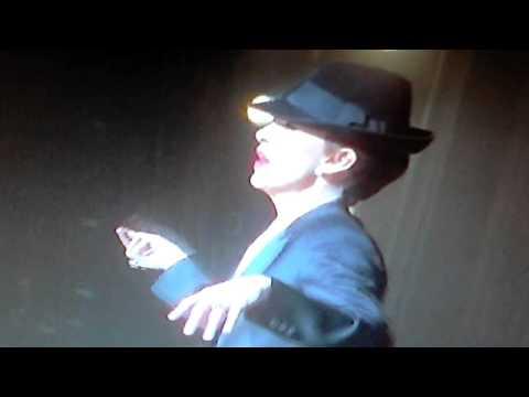 Judy Davis as Judy Garland  Get Happy