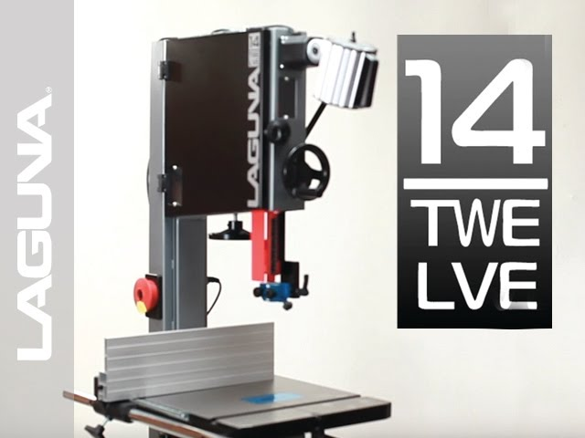 14|12 Bandsaw for Woodworking | Laguna Tools