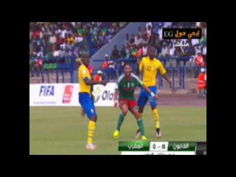ملخص كاملة لمباراة المغرب 0-0الجابون | تصفيات كأس العالم 2018 افريقيا |8-10-2016 morocco vs gabon