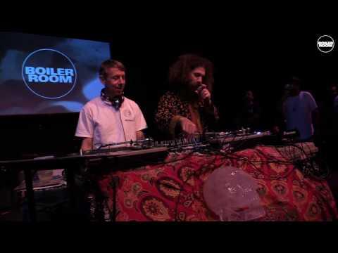 Gilles Peterson Boiler Room Los Angeles DJ Set