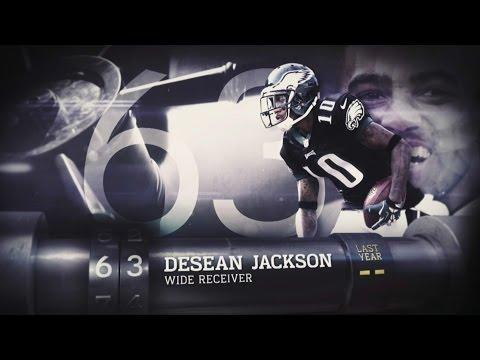 #63 DeSean Jackson | Top 100 players of 2014