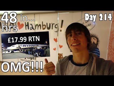 48 Hours in Hamburg for £17.99!!!, Germany