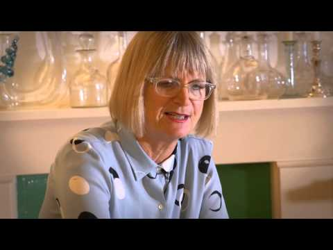 Jancis Robinson discusses wine glasses: what is the best shape?
