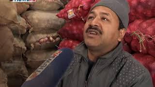 कालीमाटी तरकारी बजारका ५७ अबैद्य स्टल हटाइएन - NEWS24 TV