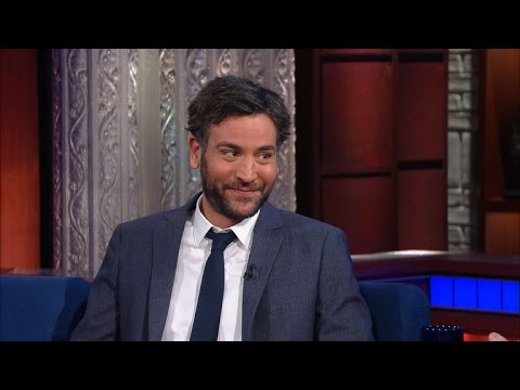Josh Radnor Is Glad The Union Won The Civil War