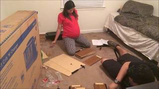 How to assemble 6 drawer dresser