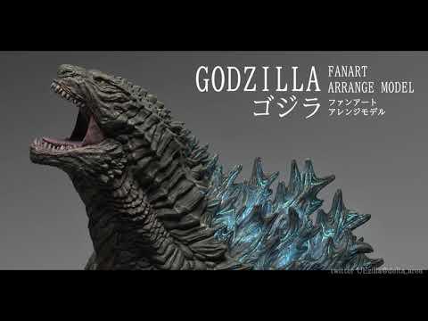 GODZILLA Fanart / ゴジラファンアート