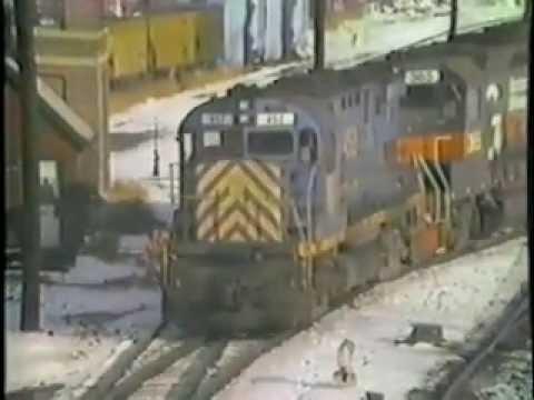 Ashpit Video Productions: Volume 1 - Boston & Maine Railroad - West End