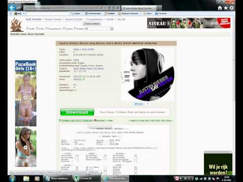 how to download justin bieber never say never
