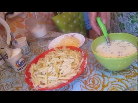 Запеканка из макарон Как приготовить запеканку в духовке Лучшие рецепты вторых блюд