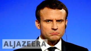 France: What is behind Macron's drastic fall in popularity?