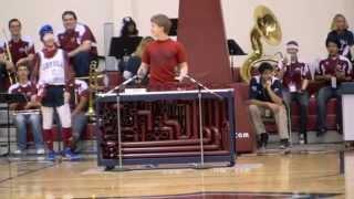 RimbaTubes: LMU Basketball Halftime