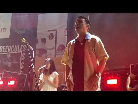 Sal Priadi - Amin Paling Serius (Live At Oktobeerfeast, Jakarta 28/09/2019)