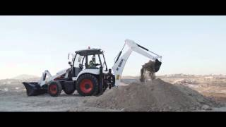 Bobcat Presents Backhoe Loaders | Bobcat Equipment