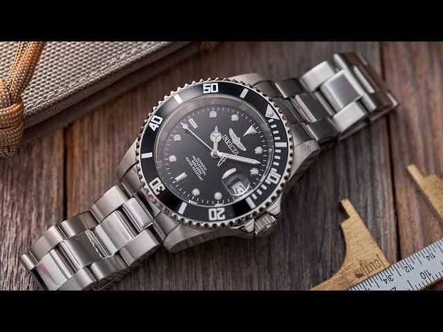 Invicta Pro Diver 8926OB Video Review - Watch Clicker