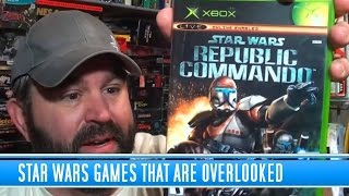 Star Wars Games That Are Overlooked