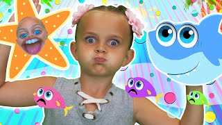 Silly Baby Shark Song | SillyPop