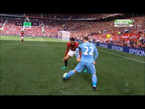 Xherdan Shaqiri crazy skills & elastico vs Manchester United (2016/2017) - 1080i