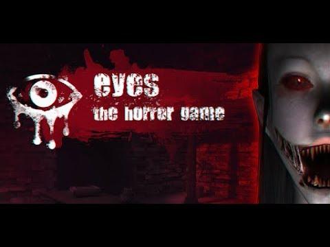 Eyes: Страшная,приключенческая хоррор-игра  ГЕЙмплей  Пэрвый взгляд  