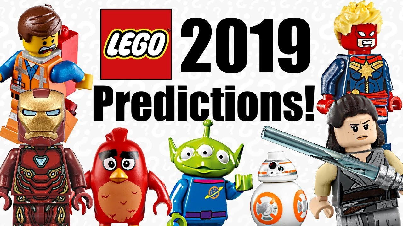 Lego 2019 Sets Predictions Youtube