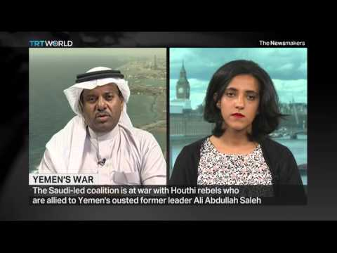 The Newsmakers - Yemen's War and Myanmar's New President