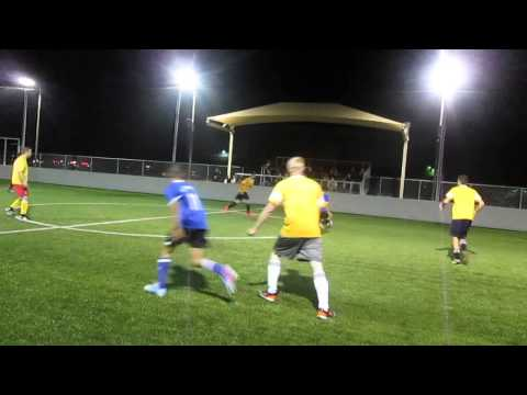 Baghdad Stars Vs Newcastle Brown 2 - 3