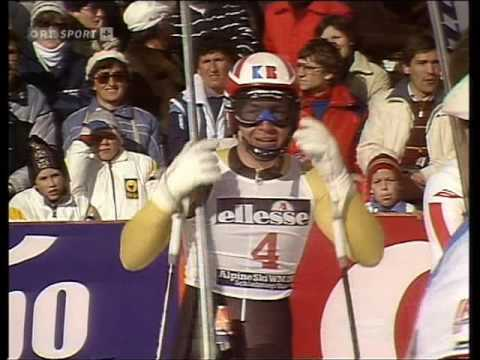 Alpine ski WM 1982 Schladming, Downhill (m)