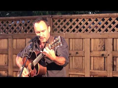 Dave Matthews Solo: Grey Street Silverado Resort & Spa 10.02.2017