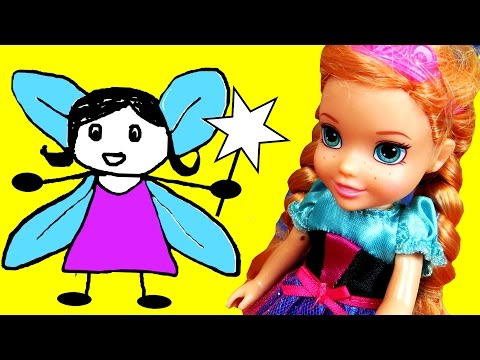 Thumbnail: Tooth FAIRY ! ANNA toddler CAN'T find her baby tooth ! Will she find and place it under the pillow?