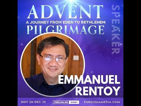 ⛪🔥⚪️🎄😇 Mann Rentoy - Advent Pilgrimage