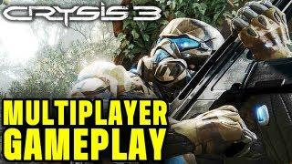 ◢Crysis 3 Beta - Multiplayer Gameplay - Pinger Mech!