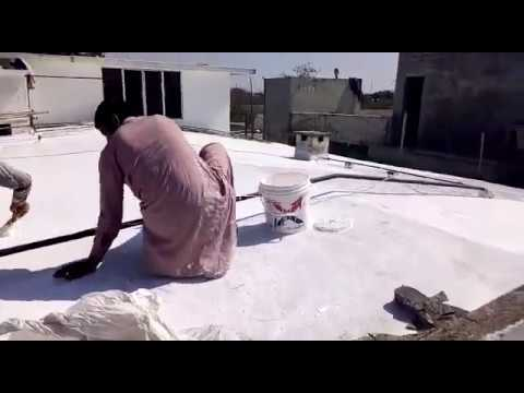 Isothane Is Most Powerful & Advanced Thermal Heat Proofing & Waterproofing Coating In Pakistan
