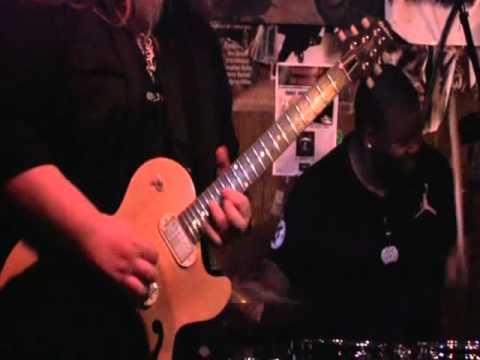 John Ziegler (guitarist) John Ziegler w Bubbatron The Baked Potato 31811 Z Guitar Jam