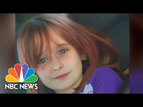 Missing 6-year-old Girl Found Dead In South Carolina | NBC Nightly News