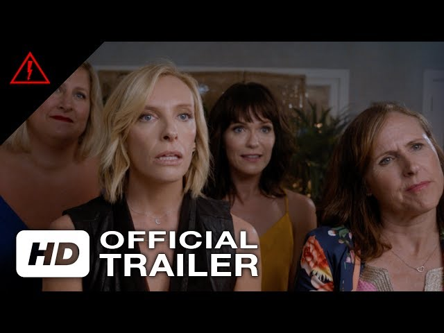 Fun Mom Dinner - Official Trailer - 2017 Comedy Movie HD