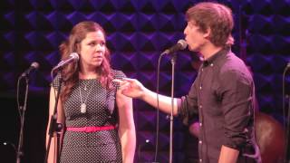 "Lindsay Mendez and Derek Klena - ""Come to a Party / Nothing Short of Wonderful"" from DOGFIGHT"