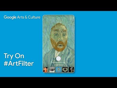 try-on-#artfilter